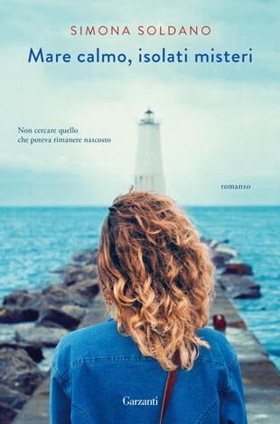 copertina Mare calmo, isolati misteri