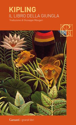 copertina Il libro della giungla