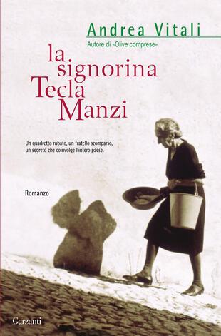 copertina La signorina Tecla Manzi