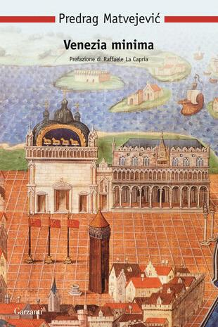 copertina Venezia minima