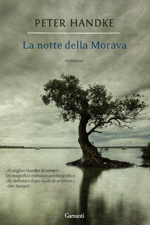 copertina La notte della Morava