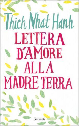 copertina Lettera d'amore alla Madre Terra
