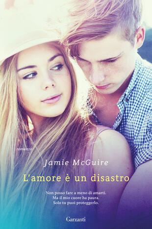 copertina L'amore è un disastro