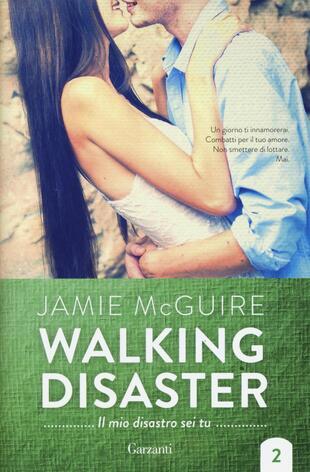 copertina Walking Disaster