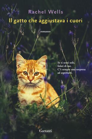 copertina Il gatto che aggiustava i cuori