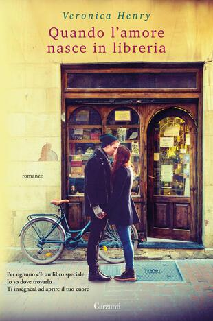 copertina Quando l'amore nasce in libreria