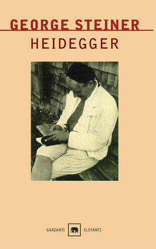 copertina Heidegger