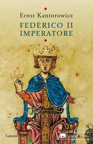 copertina Federico II Imperatore
