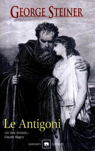 copertina Le Antigoni
