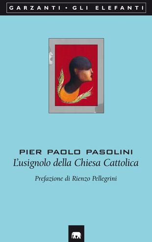 copertina L'usignolo della Chiesa Cattolica