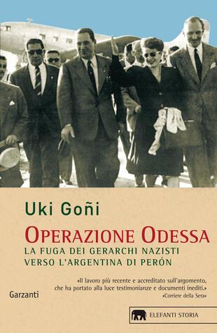 copertina Operazione Odessa