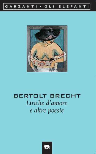 copertina LIRICHE D'AMORE E ALTRE POESIE