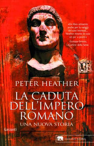 copertina La caduta dell'impero romano