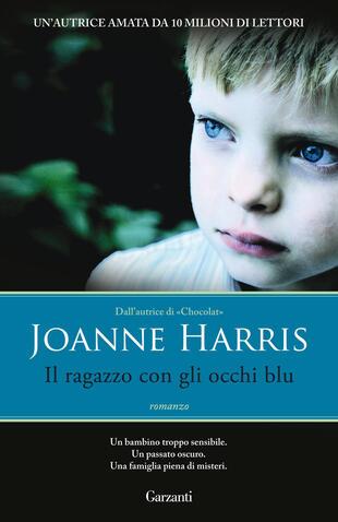 copertina Il ragazzo con gli occhi blu