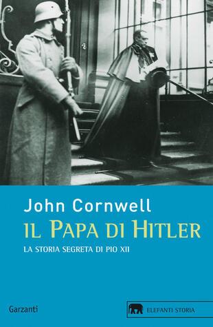 copertina Il papa di Hitler
