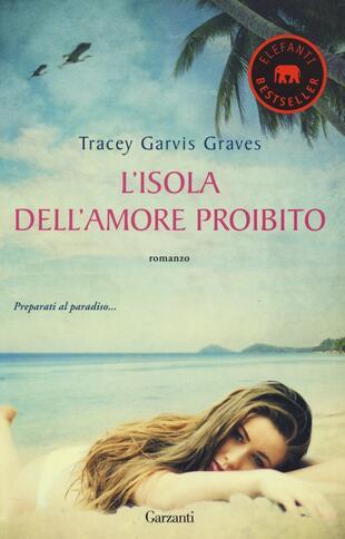 copertina L'isola dell'amore proibito
