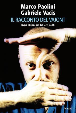 copertina Il racconto del Vajont
