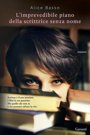 copertina L'imprevedibile piano della scrittrice senza nome