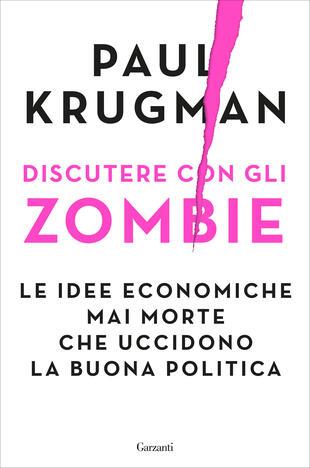 copertina Discutere con gli zombie