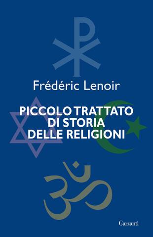 copertina Piccolo trattato di storia delle religioni