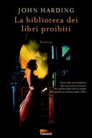 copertina La biblioteca dei libri proibiti