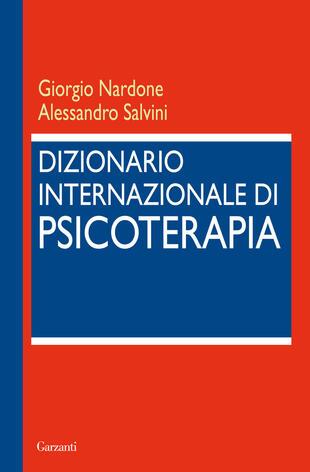 copertina Dizionario internazionale di psicoterapia
