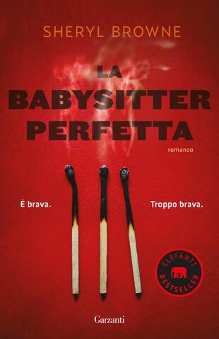 copertina La babysitter perfetta