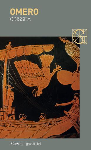 copertina Odissea