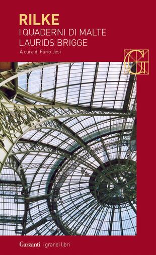 copertina I quaderni di Malte Laurids Brigge