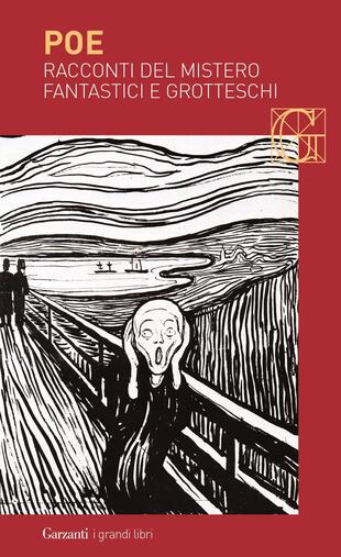 copertina Racconti del mistero, fantastici e grotteschi