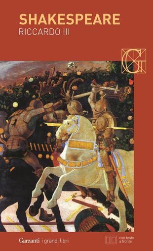 copertina Riccardo III