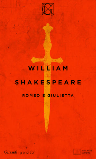 copertina Romeo e Giulietta