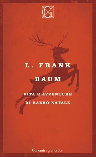 copertina Vita e avventure di Babbo Natale