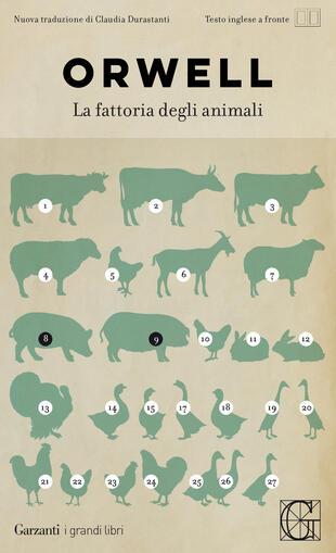 copertina La fattoria degli animali