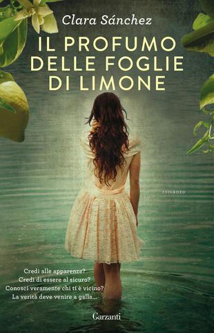 copertina Il profumo delle foglie di limone