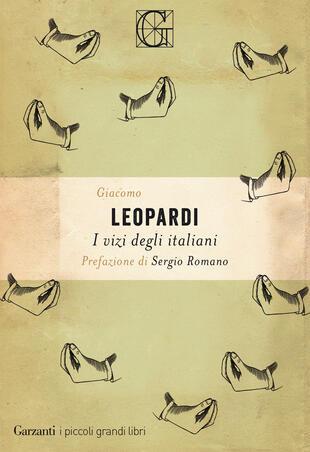 copertina I vizi degli italiani