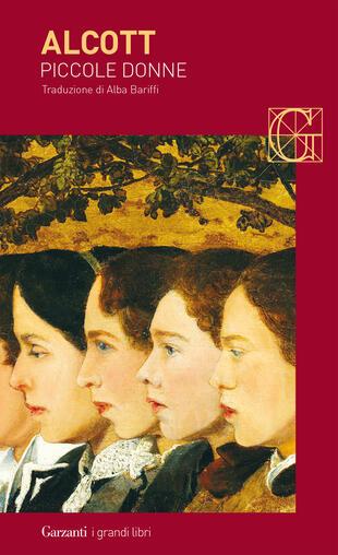 copertina Piccole donne