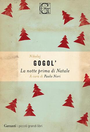 copertina La notte prima di Natale