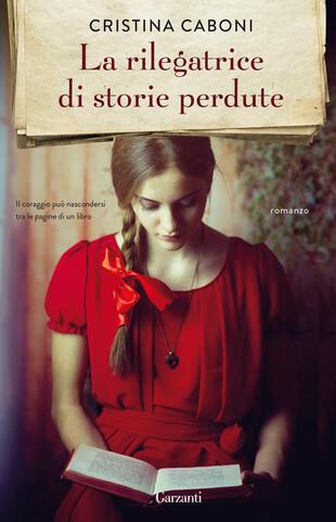 copertina La rilegatrice di storie perdute