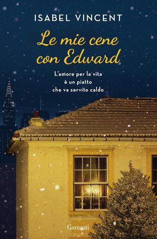 copertina Le mie cene con Edward