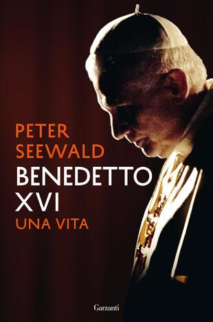 copertina Benedetto XVI
