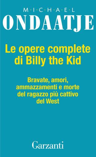 copertina Le opere complete di Billy the Kid