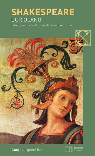 copertina Coriolano
