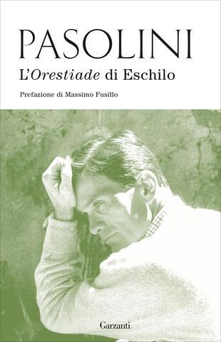 copertina L'Orestiade di Eschilo