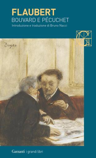 copertina Bouvard e Pécuchet