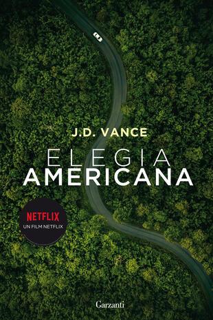 copertina Elegia americana