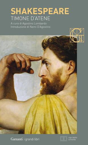 copertina Timone d'Atene