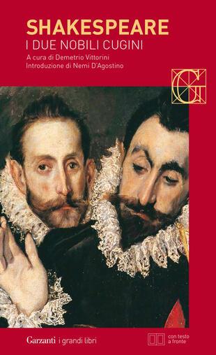 copertina I due nobili cugini