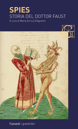 copertina Storia del dottor Faust