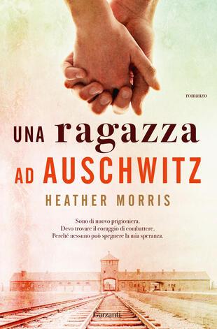 copertina Una ragazza ad Auschwitz